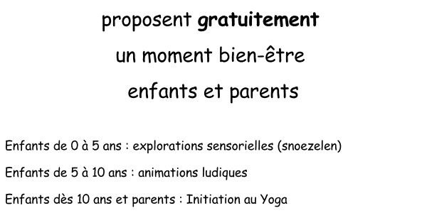 """Ce samedi 24 à 10h """"Moment détente en famille"""" à KameleonSchool rue du Beemdgracht"""